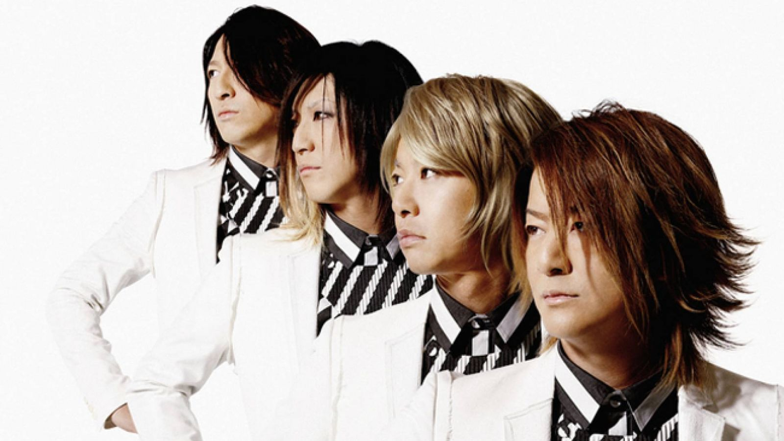 New Releases from GLAY © GLAY / loversoul music & associates