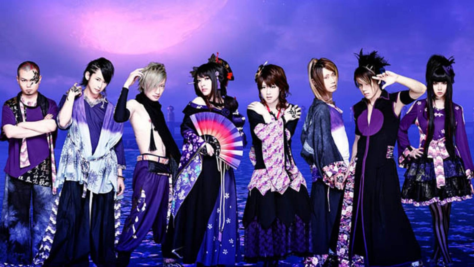 WagakkiBand © Wagakki Band | Avex Entertainment All Rights Reserved