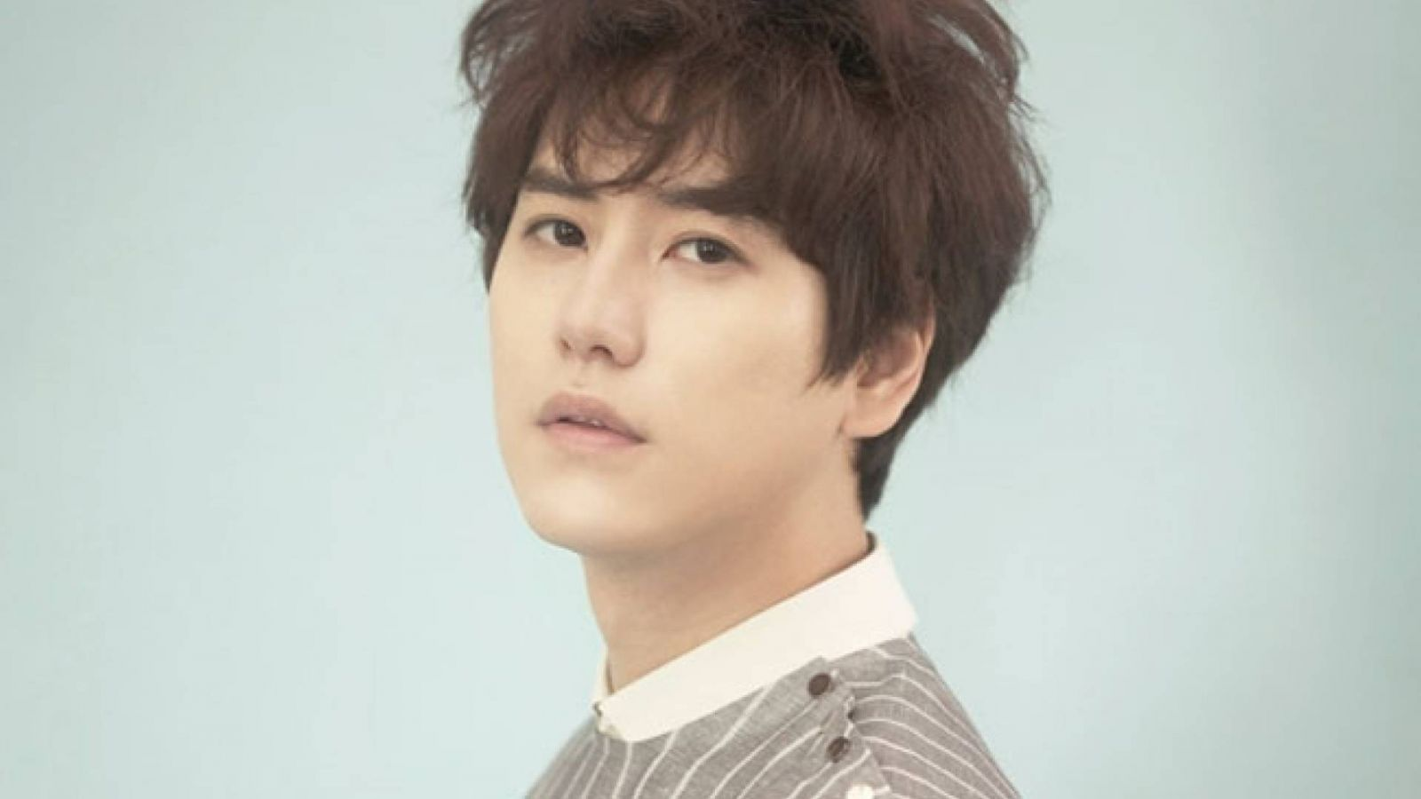 Kyuhyun Once Again Says Goodbye Just Before His Military Service © SM Entertainment