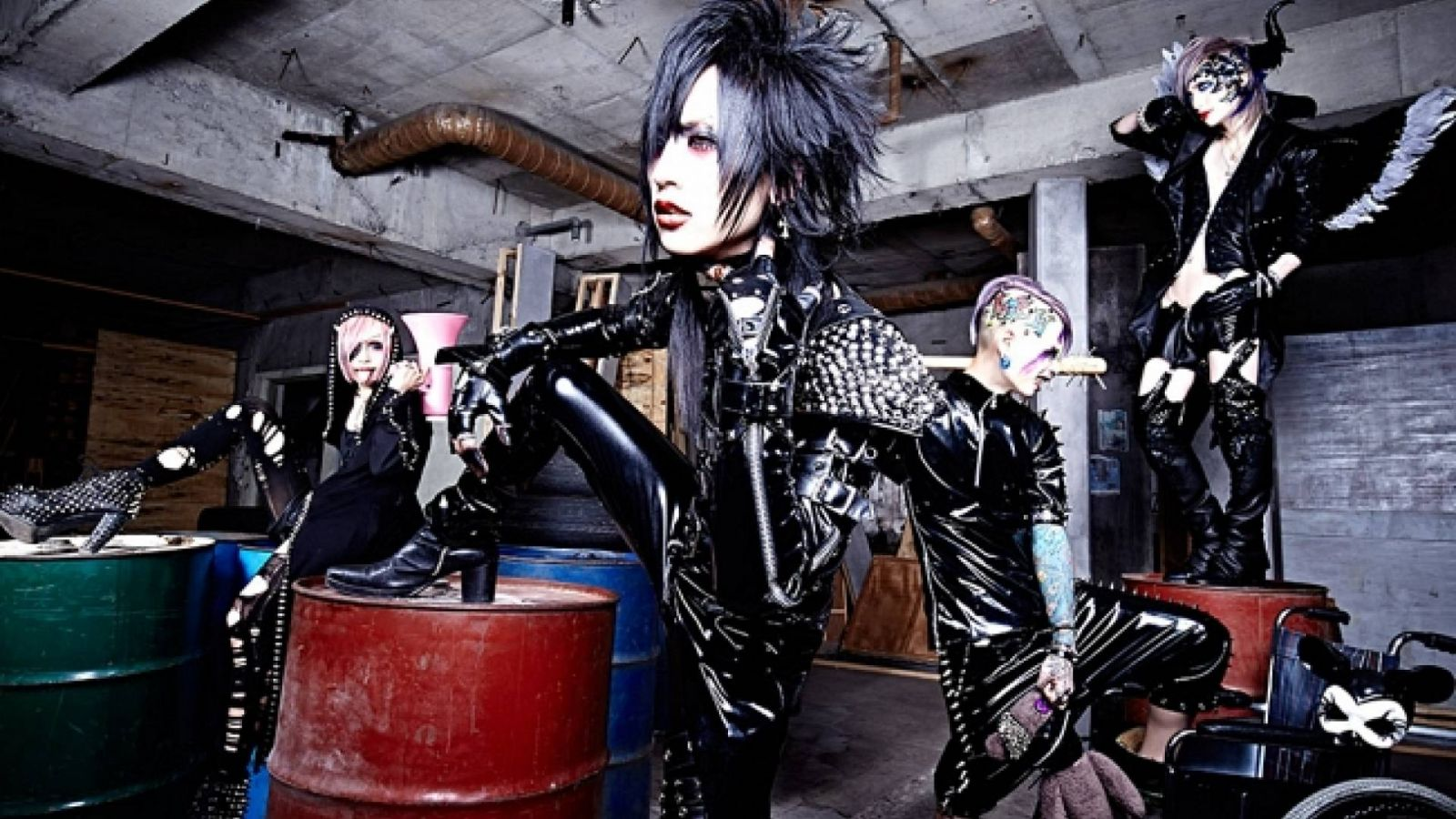 New Releases from MEJIBRAY © White Side Group