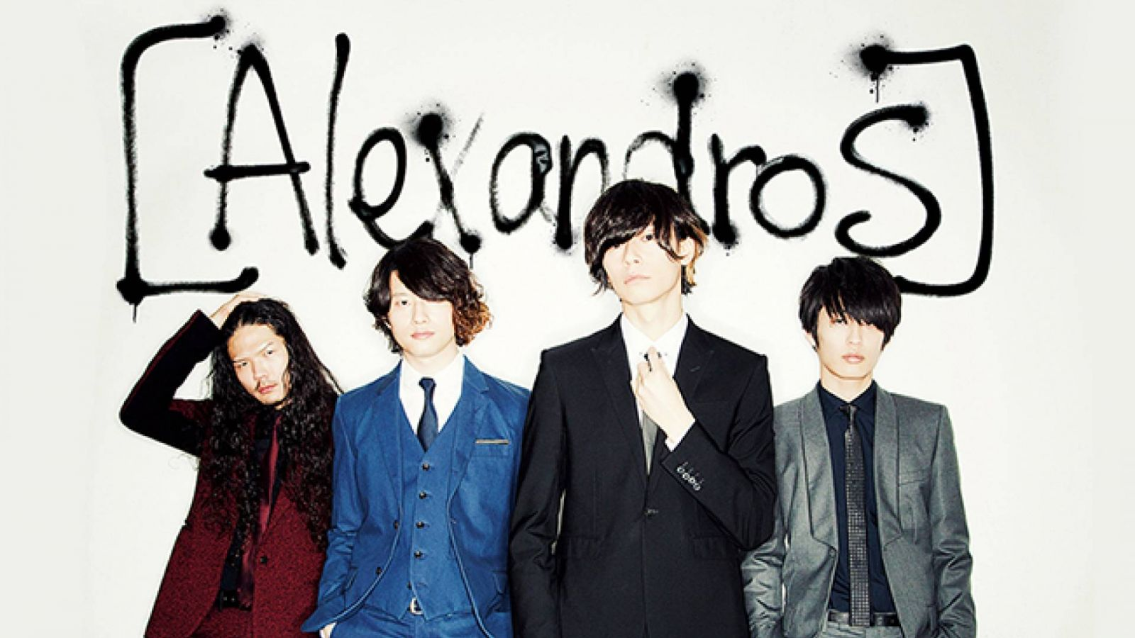 New Album from [Alexandros] © [Alexandros], All Rights Reserved