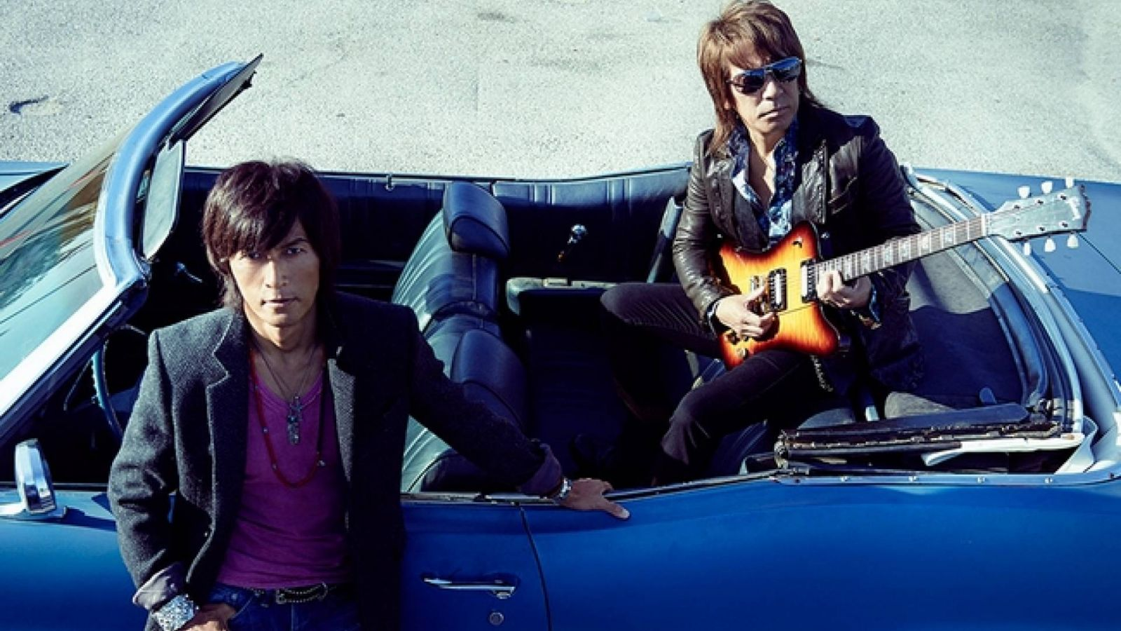 New Single from B'z © VERMILLION RECORDS