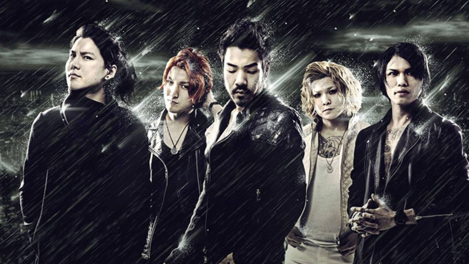 CROSSFAITH's First Live DVD © CROSSFAITH. All rights reserved.