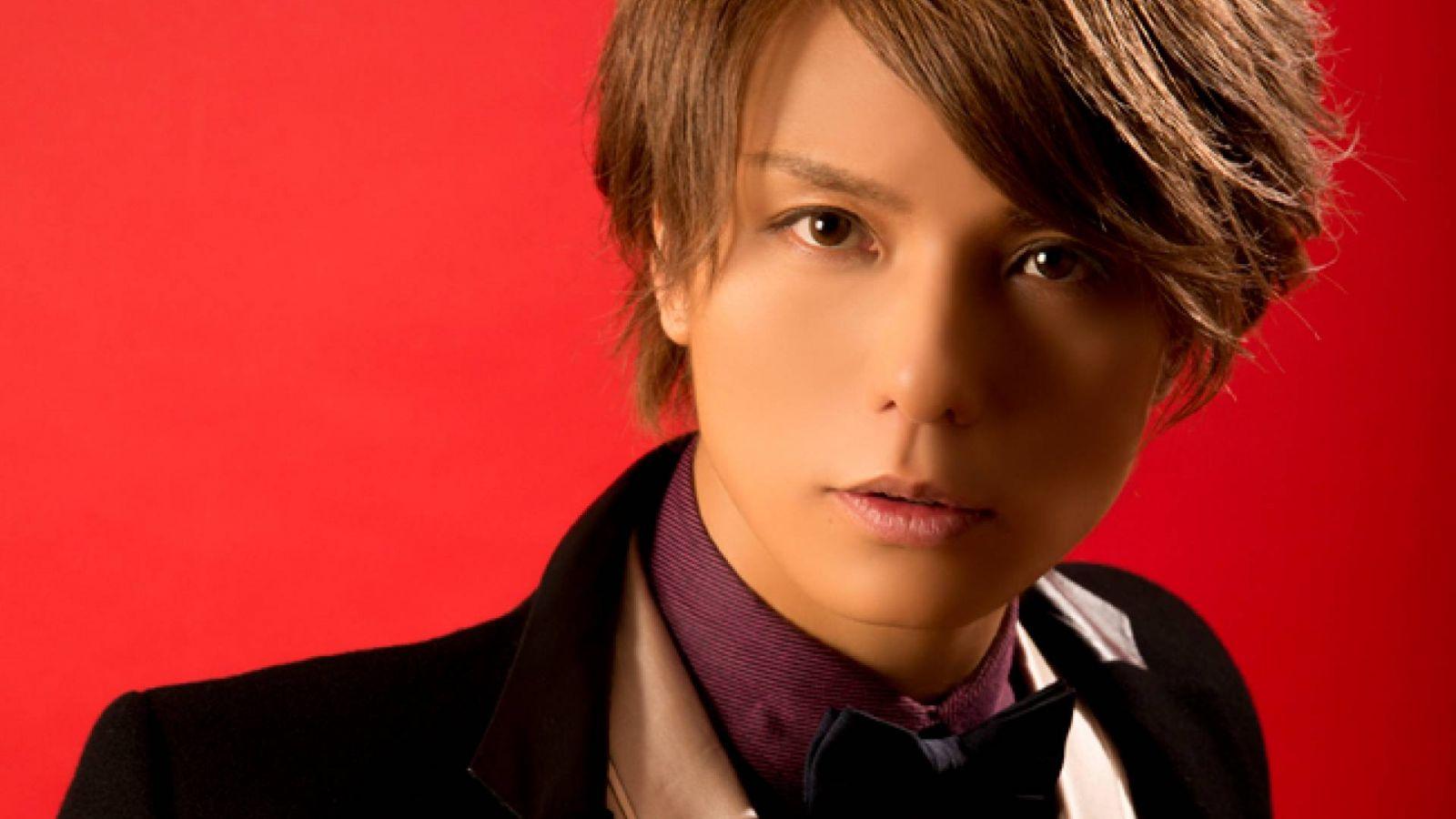 Le chanteur de D=OUT débute un projet solo © 2015 Tokuma Japan Communications CO., all rights reserved.