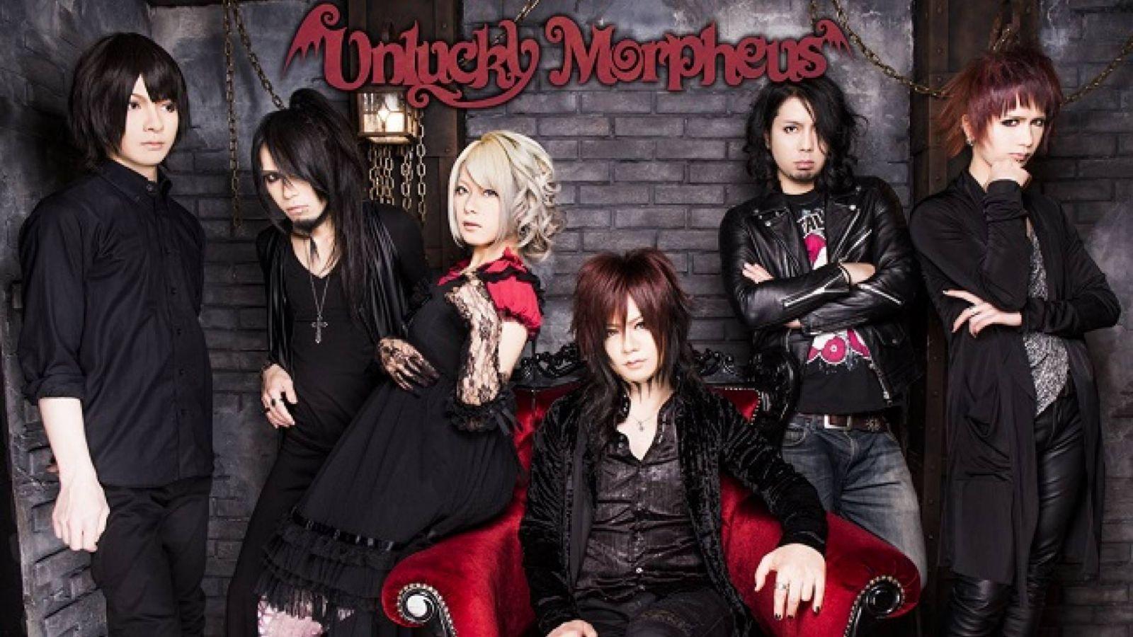 Novo álbum do Unlucky Morpheus © 2015 Unlucky Morpheus