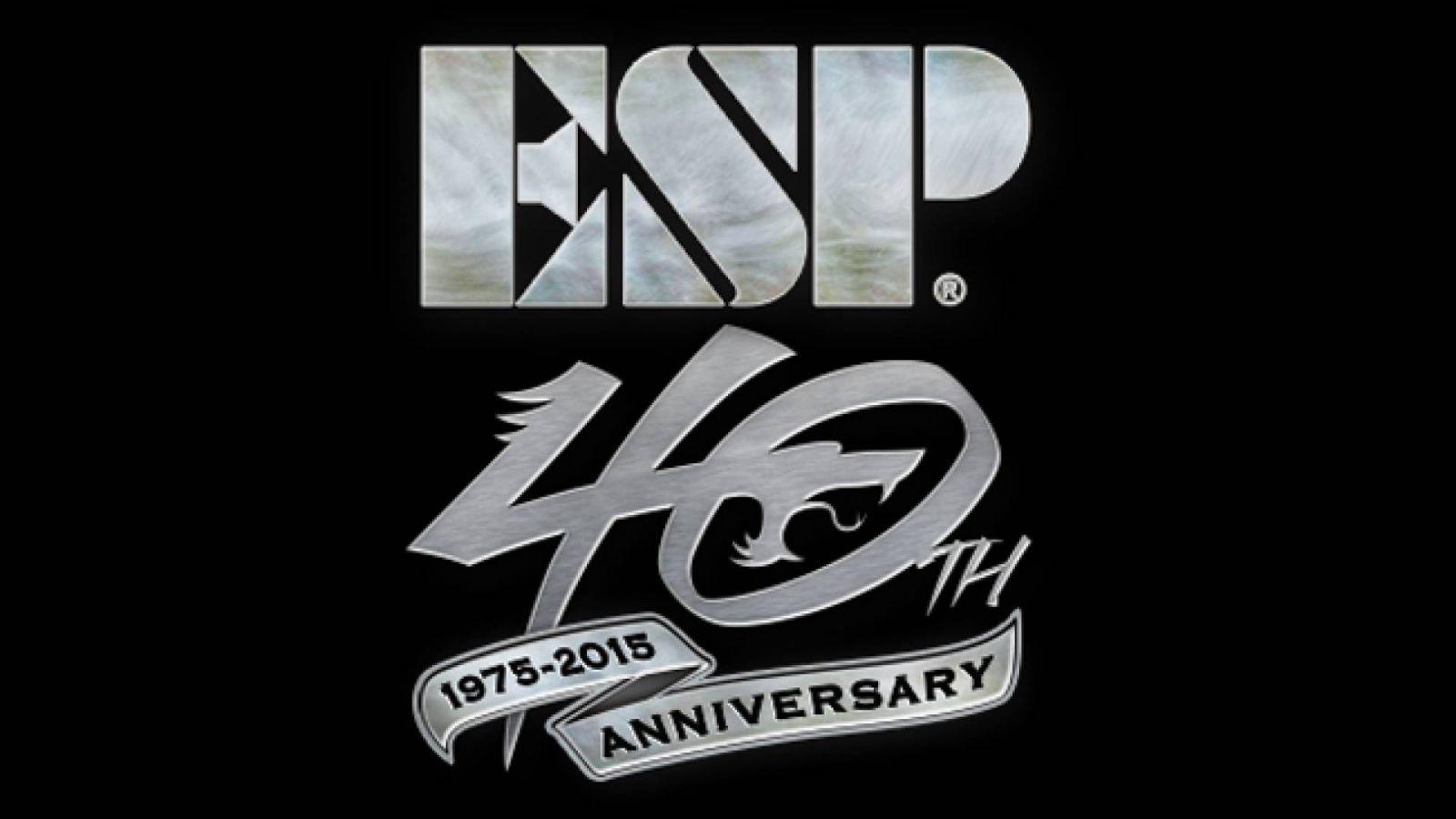 Músicos mandam mensagems em comemoração aos 40 anos da ESP © 2015 Electric Sound Products