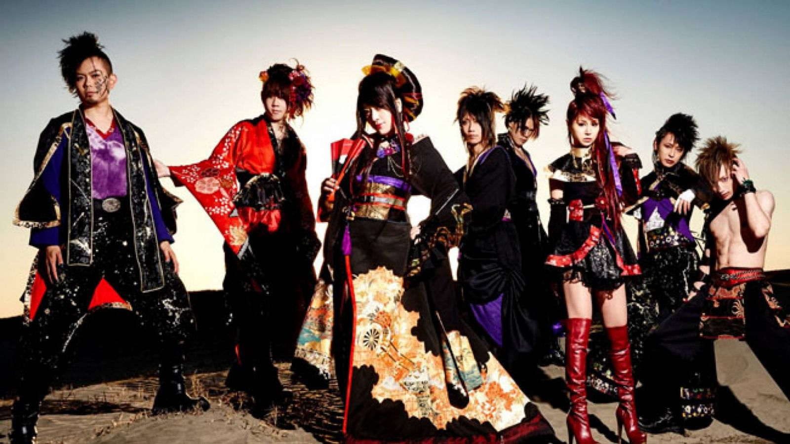 New Album from Wagakki Band © 2015 Avex Music Creative Inc. Provided by Cool Japan Music, Inc.