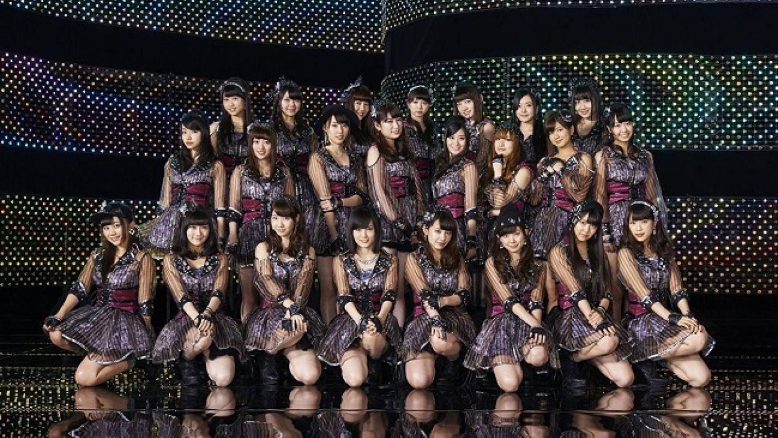 New Single from NMB48 © Kyoraku Yoshimoto Holdings Co.,Ltd.