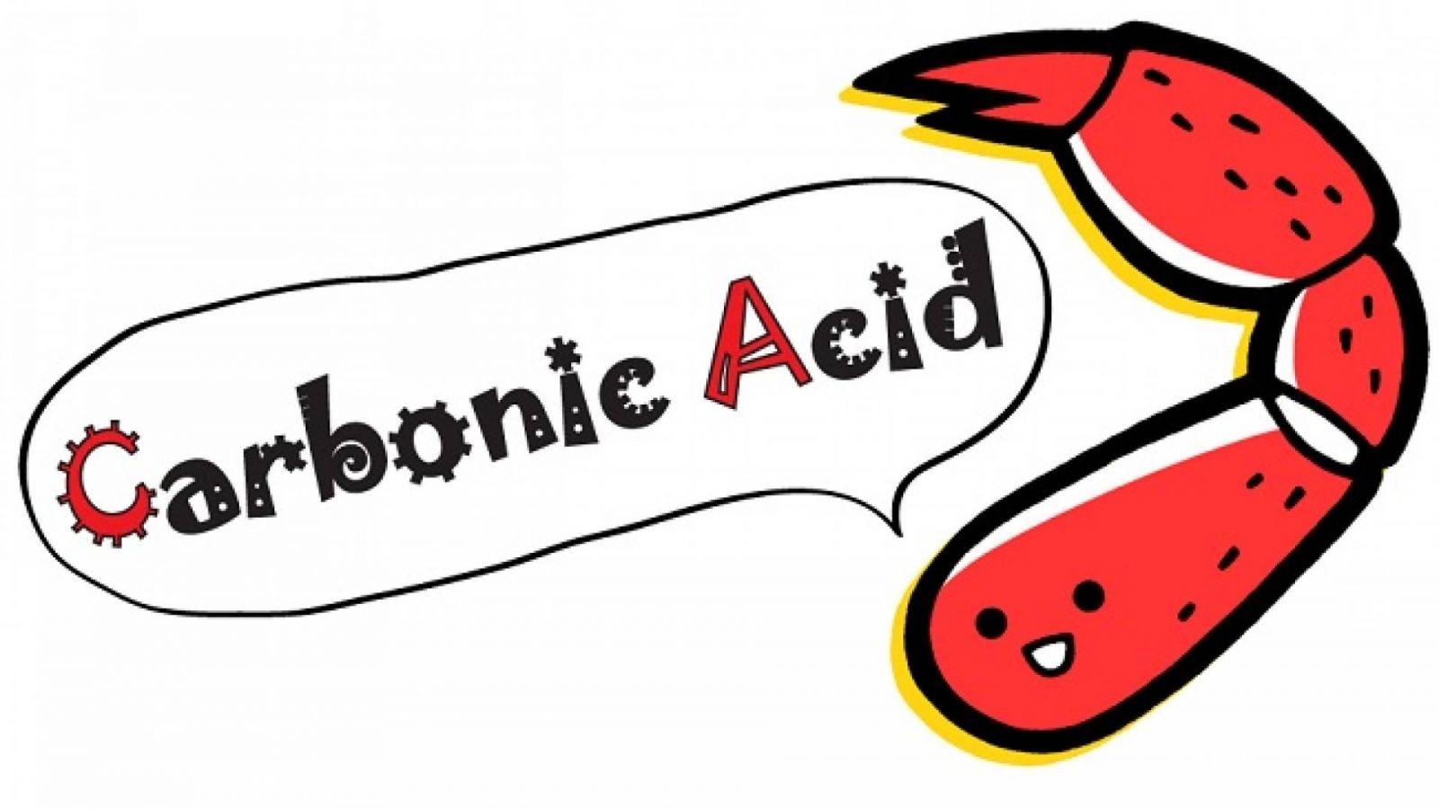 Segundo álbum do Carbonic Acid © Carbonic Acid