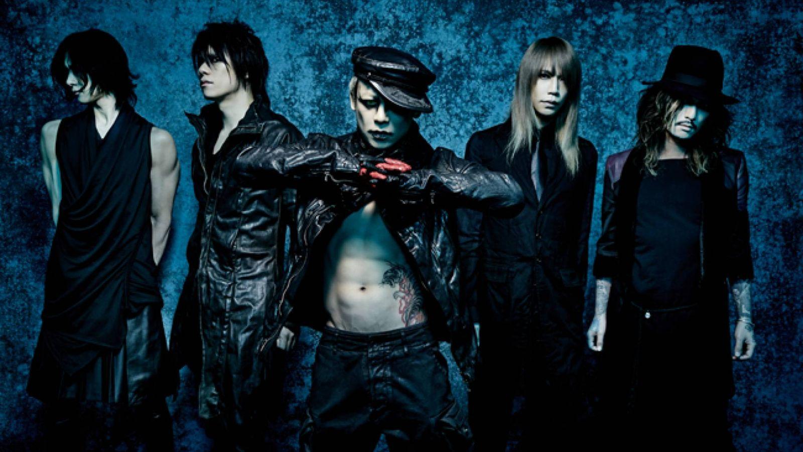 ¡DIR EN GREY vuelve a México para el Japan Live! © DIR EN GREY
