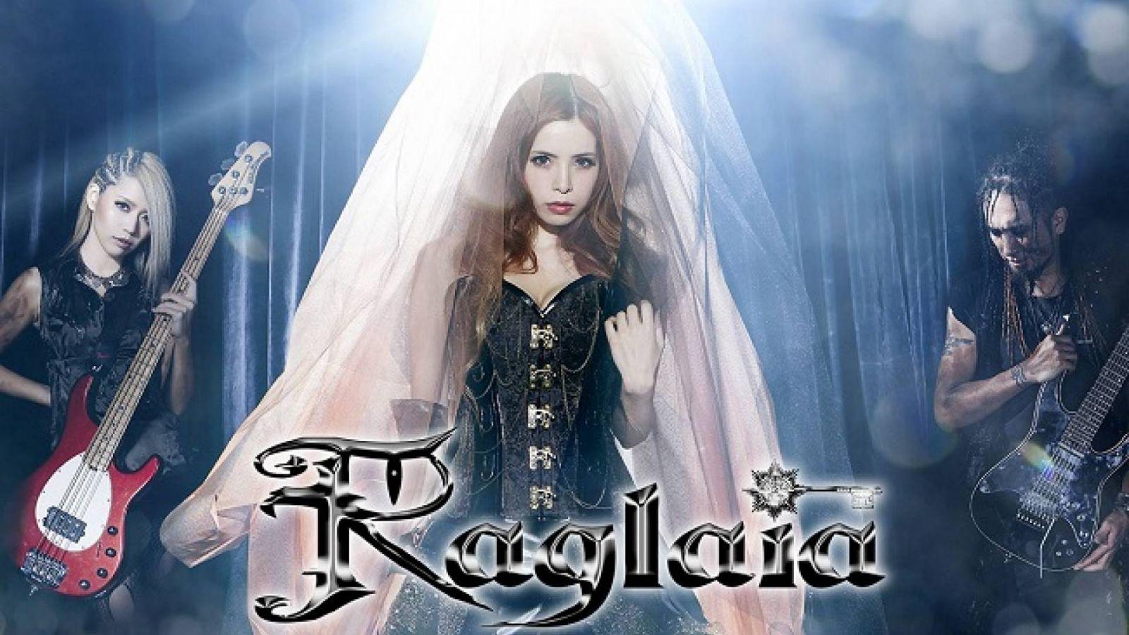 Das Debütalbum von Raglaia © Across Music / VAA