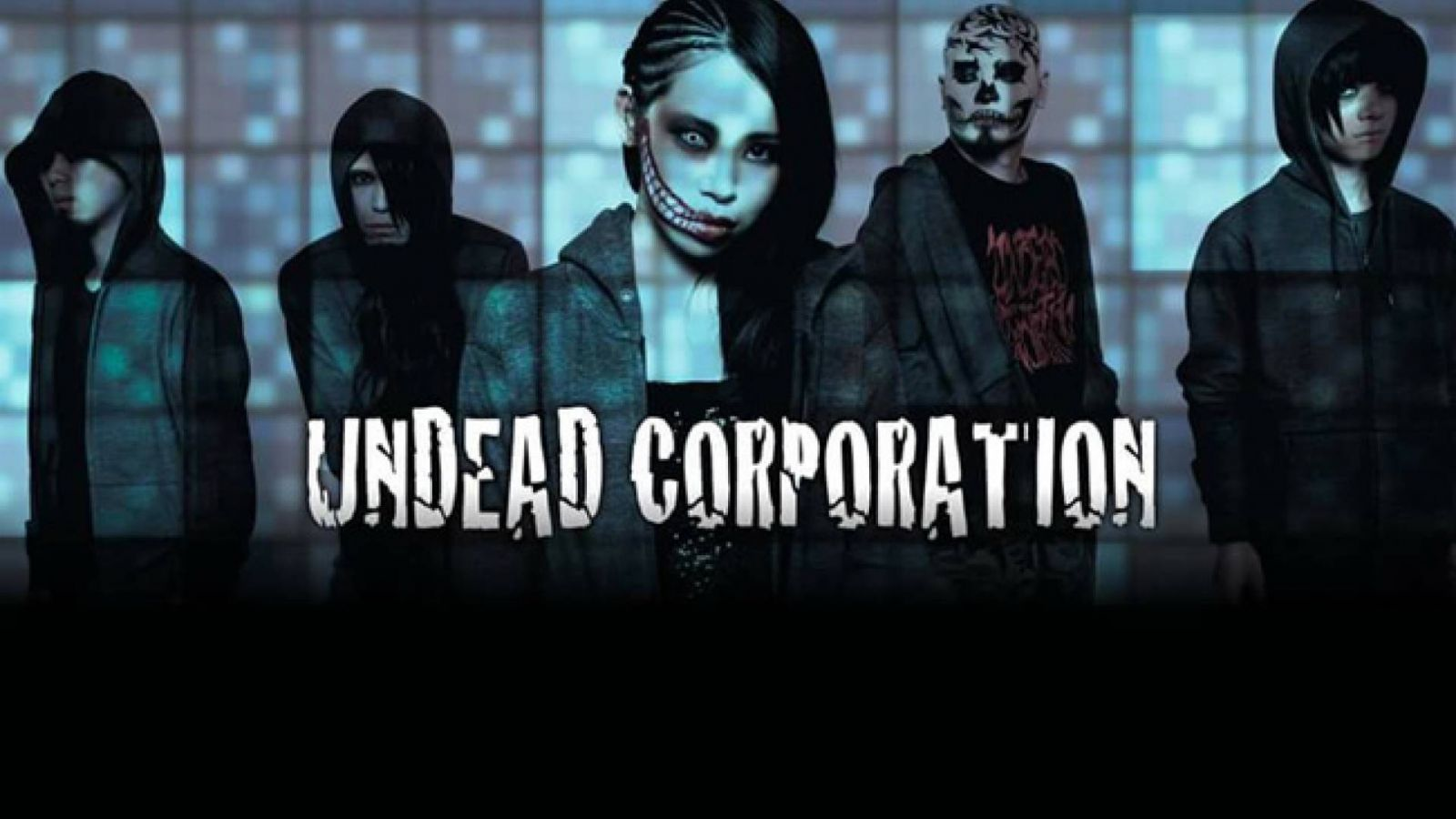 New Mini-Album from UNDEAD CORPORATION © 2015 UNDEAD CORPORATION. All rights reserved.