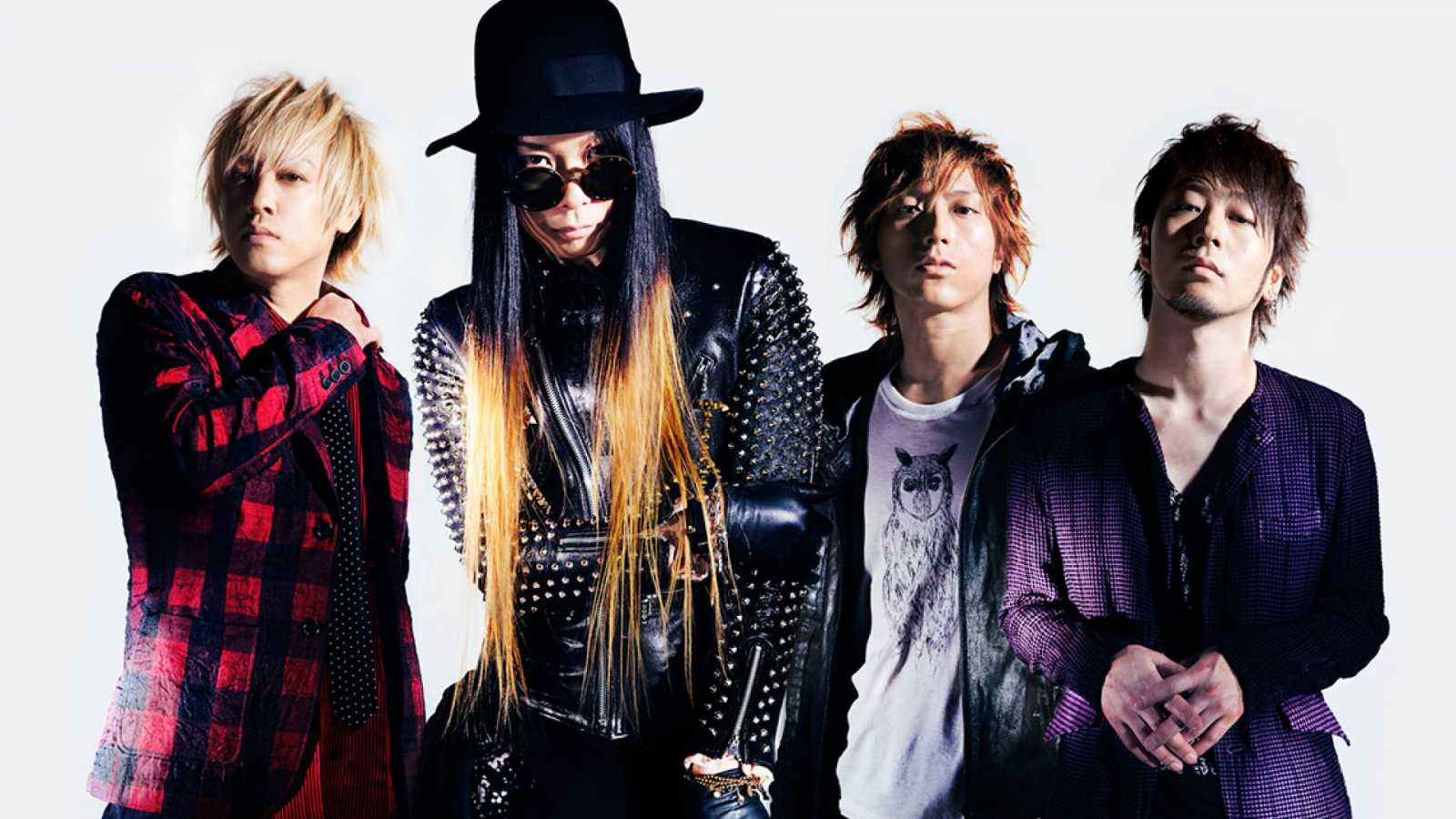MUCC EUROPE TOUR 2015 F#CK THE PAST F#CK THE FUTURE © Sony Music Entertainment (Japan) Inc.