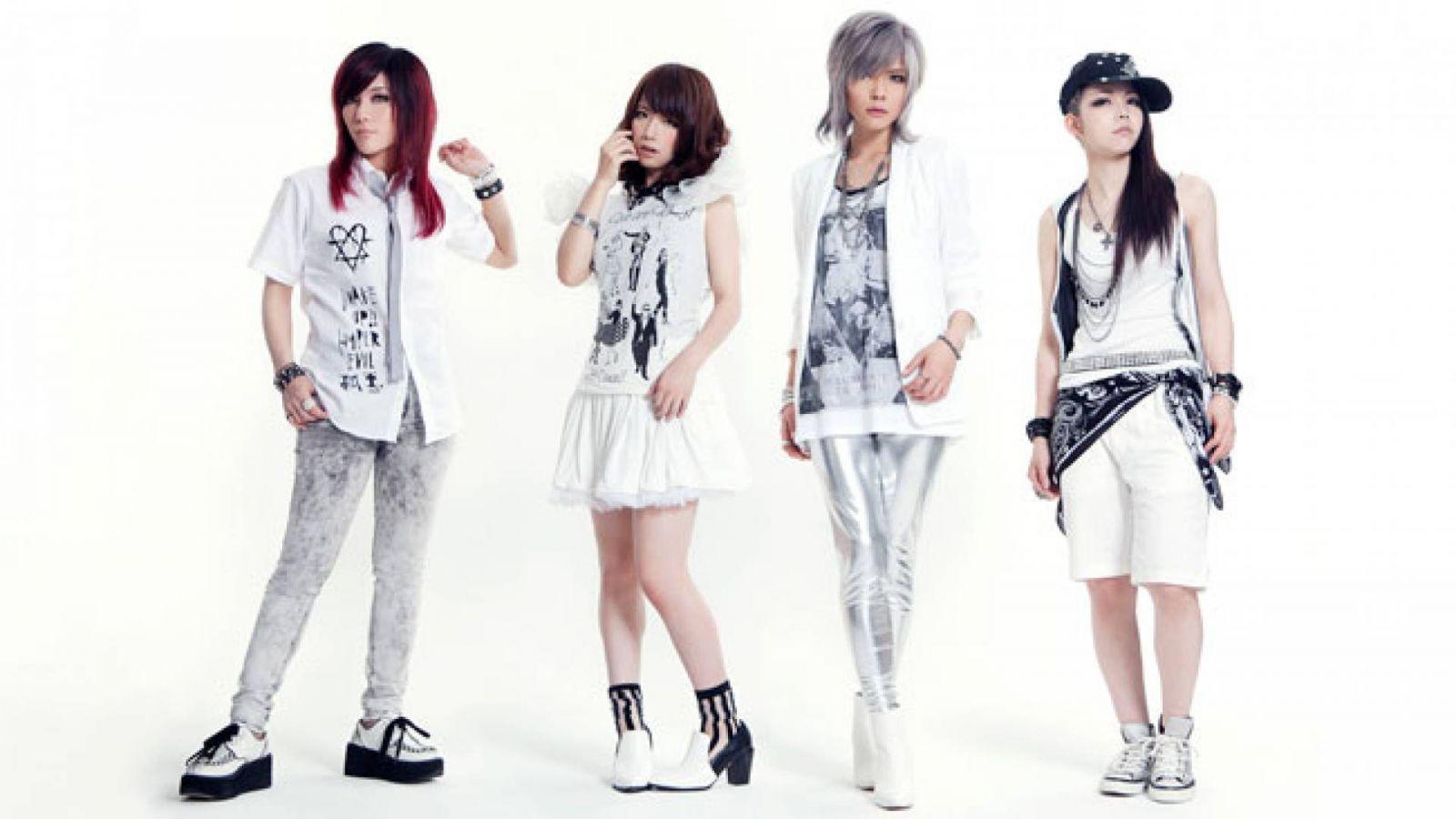 Detalhes do novo single do GANGLION © Mahito Takahashi