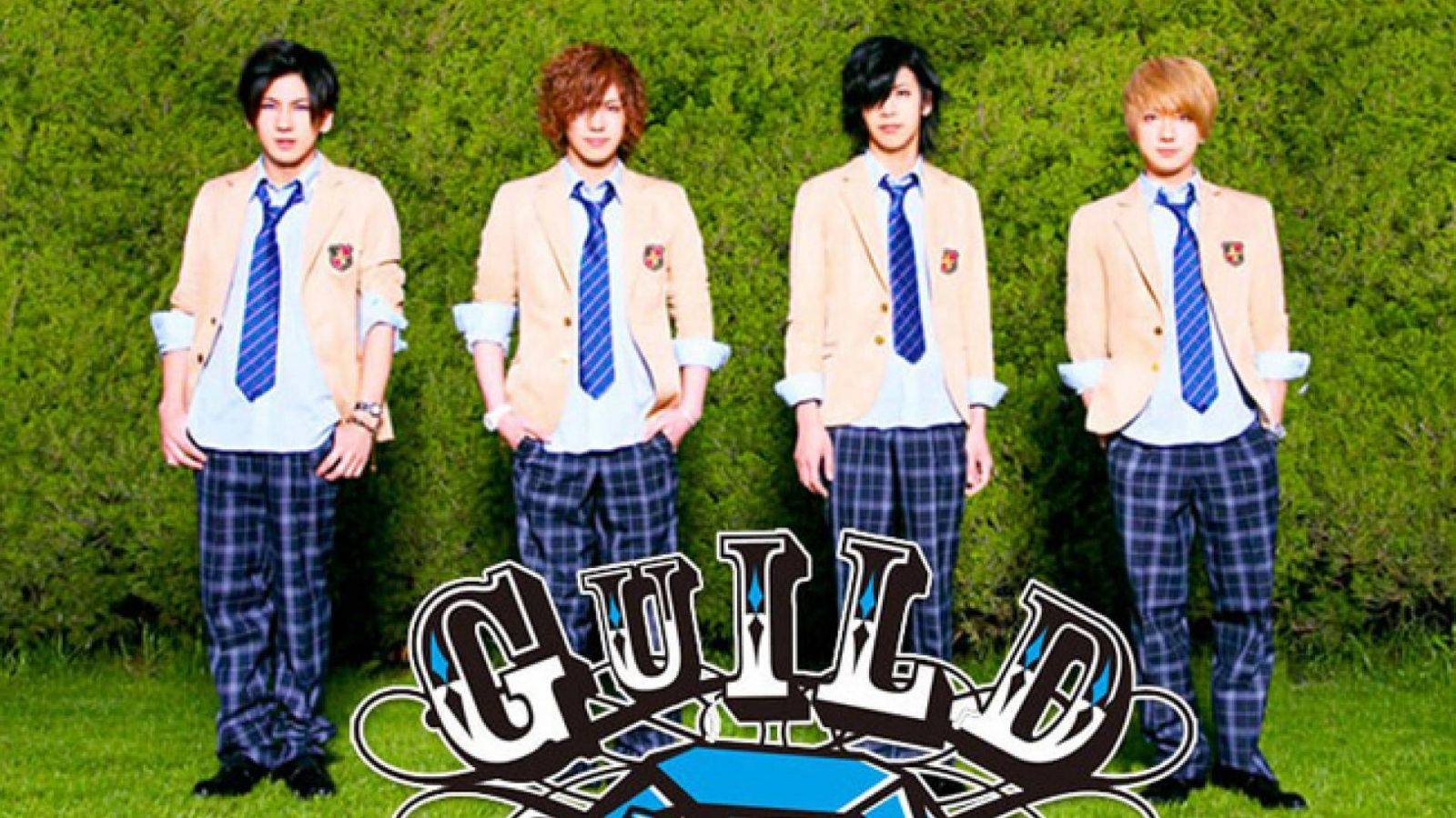 GUILD minialbumilla © euclid agency. All Rights Reserved.