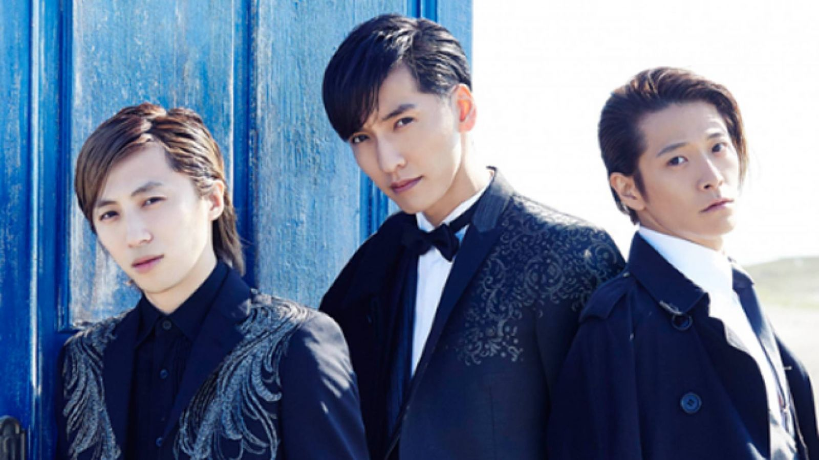 New Album from w-inds. © PONY CANYON. All rights reserved.