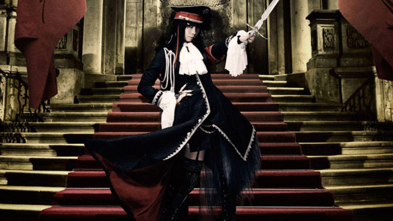 Haastattelu Yousei Teikokun keisarinna Yuin kanssa © 2015 Yousei Teikoku. Provided by RESONANCE Media.