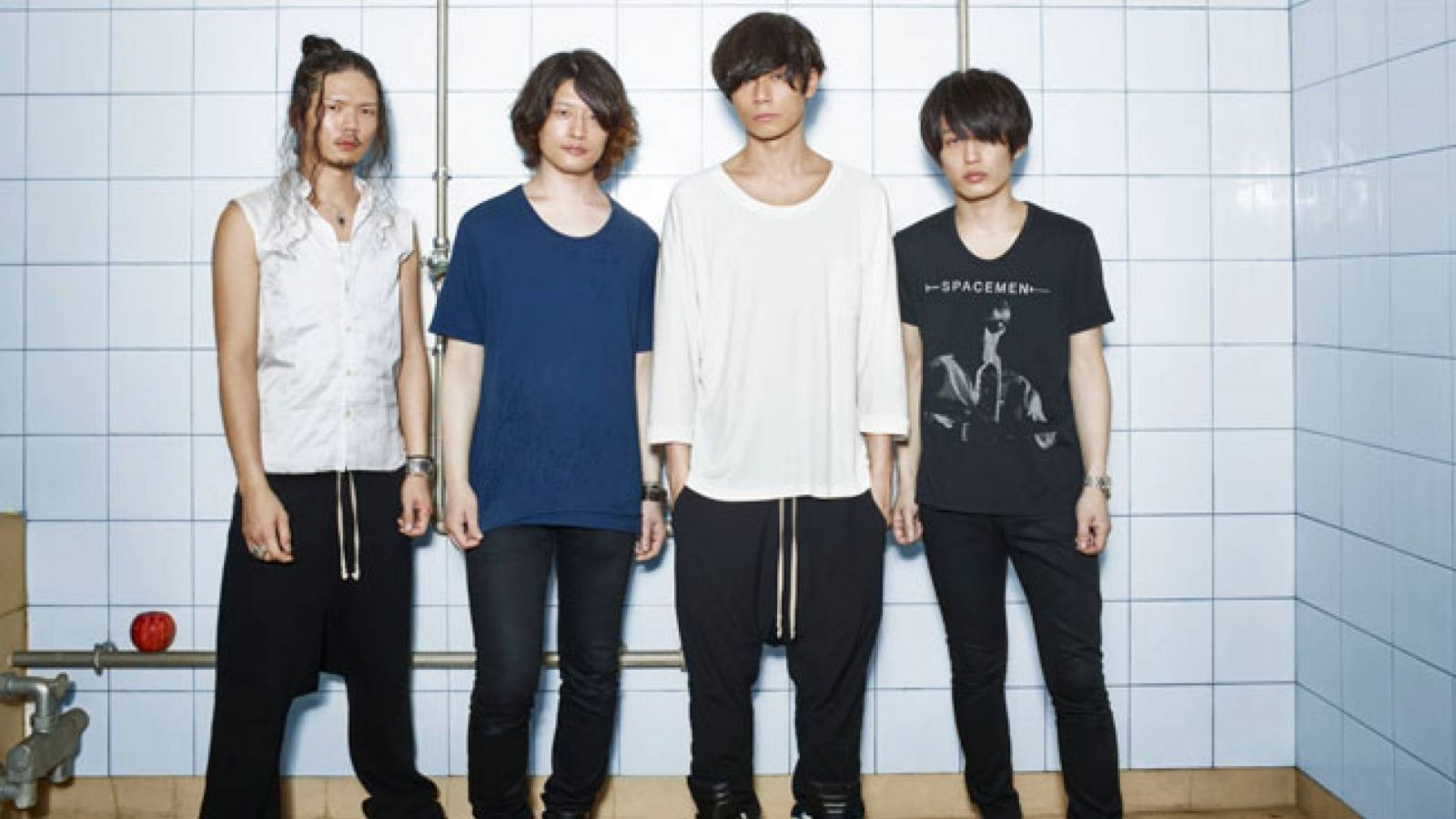 Interview with [Alexandros] at JAPAN NIGHT in London © 2015 [Alexandros]