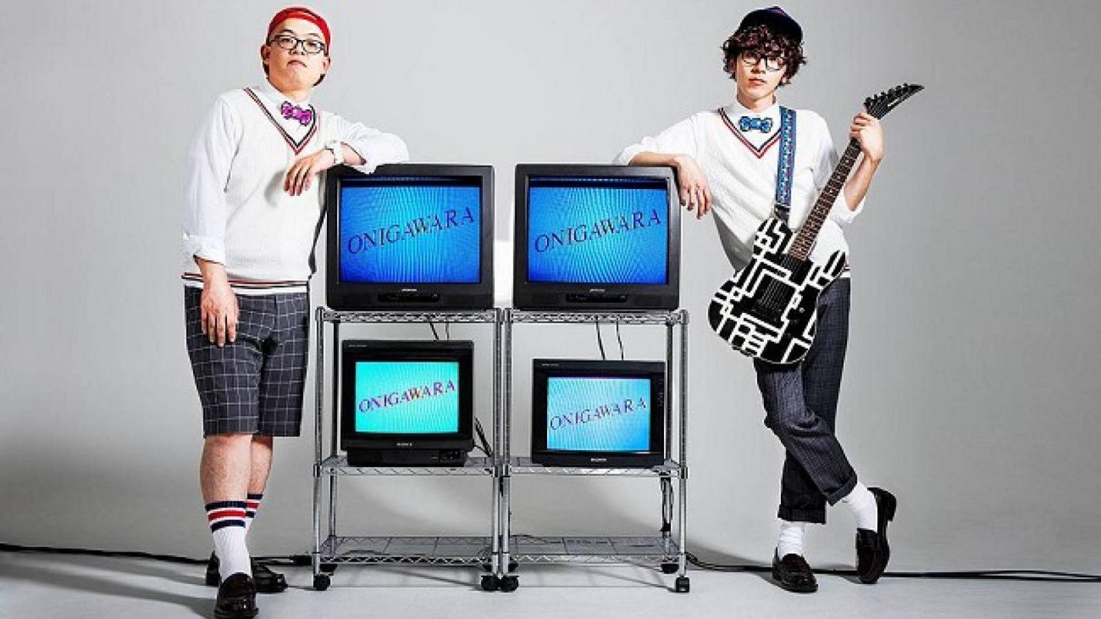New Album from ONIGAWARA © 2015 ONIGAWARA