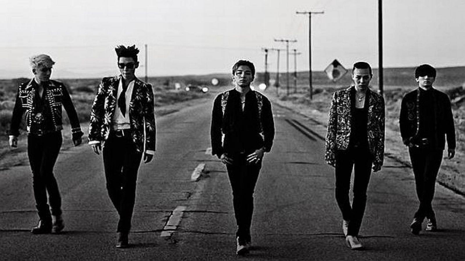 BIG BANG MADE World Tour © BIG BANG Official Facebook Page