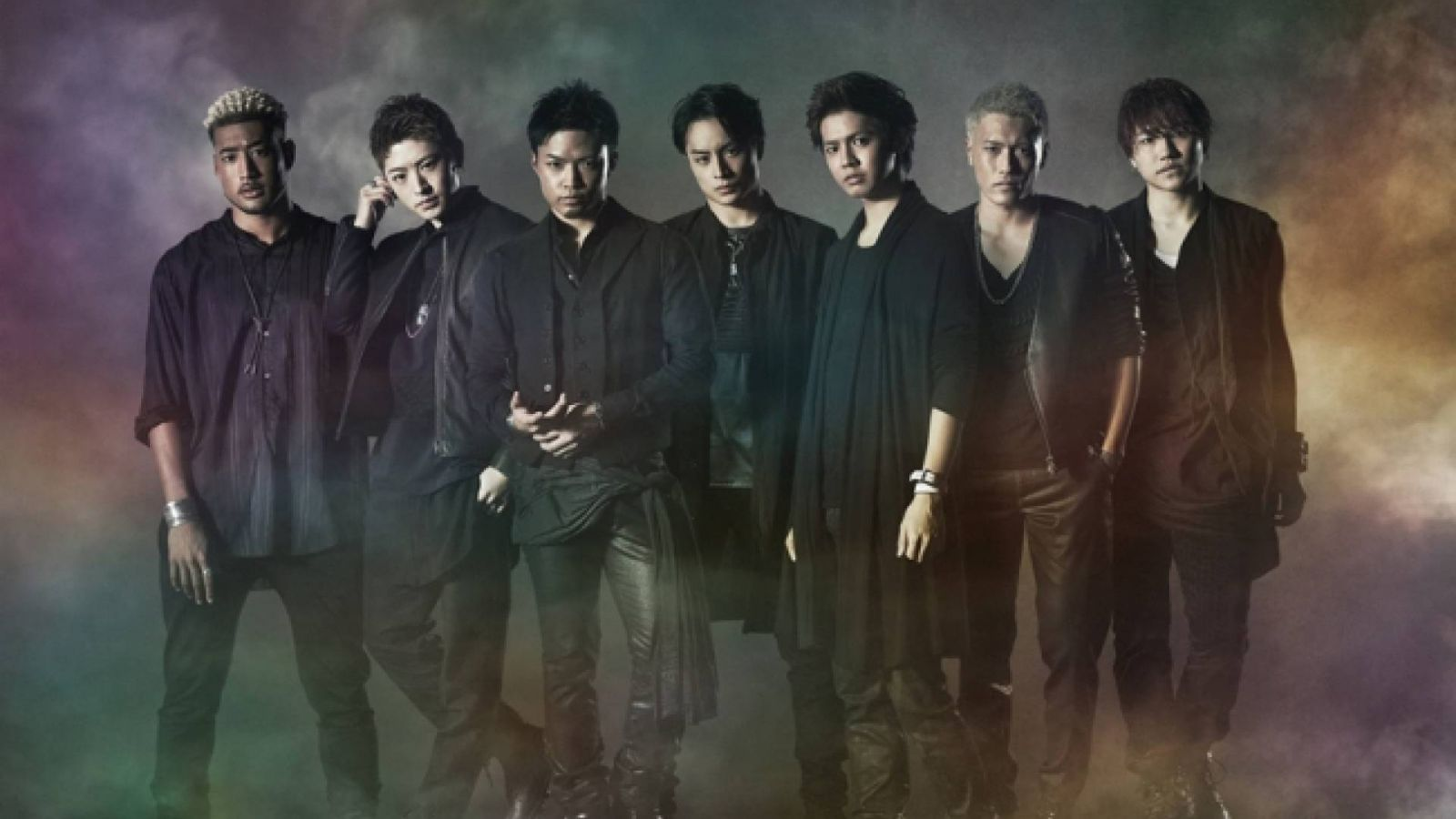 GENERATIONS from EXILE TRIBE's New Single © 2015 LDH inc., provided by PR TIMES Inc.