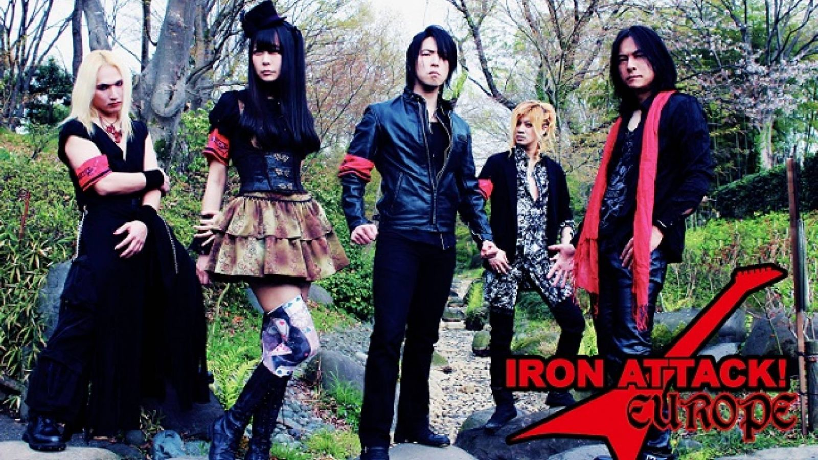 IRON ATTACK! to Appear at Madrid Otaku © 2015 IRON ATTACK!