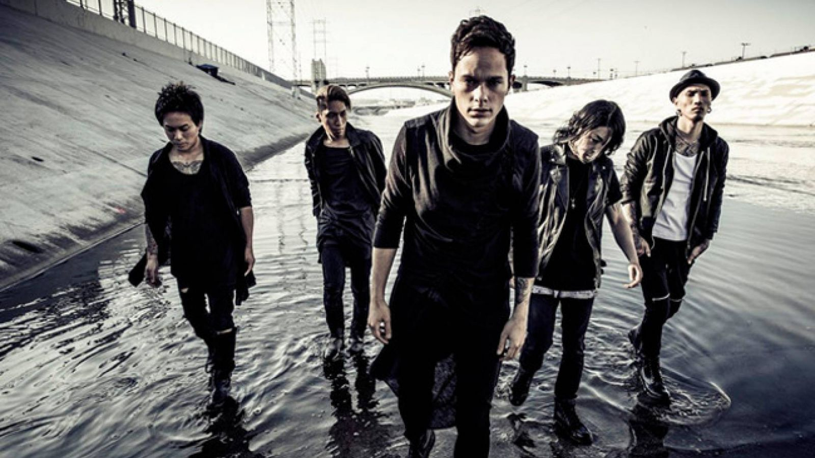 coldrain Announce New Album and World Tour © coldrain. All rights reserved.