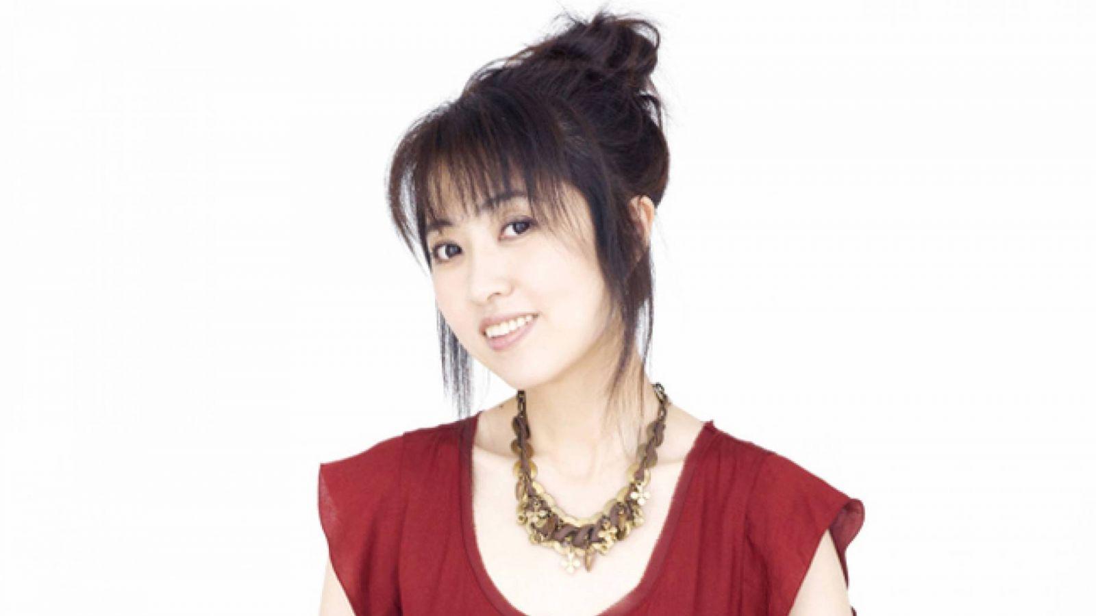 Megumi Hayashibara © Hayashibara Megumi. All rights reserved.