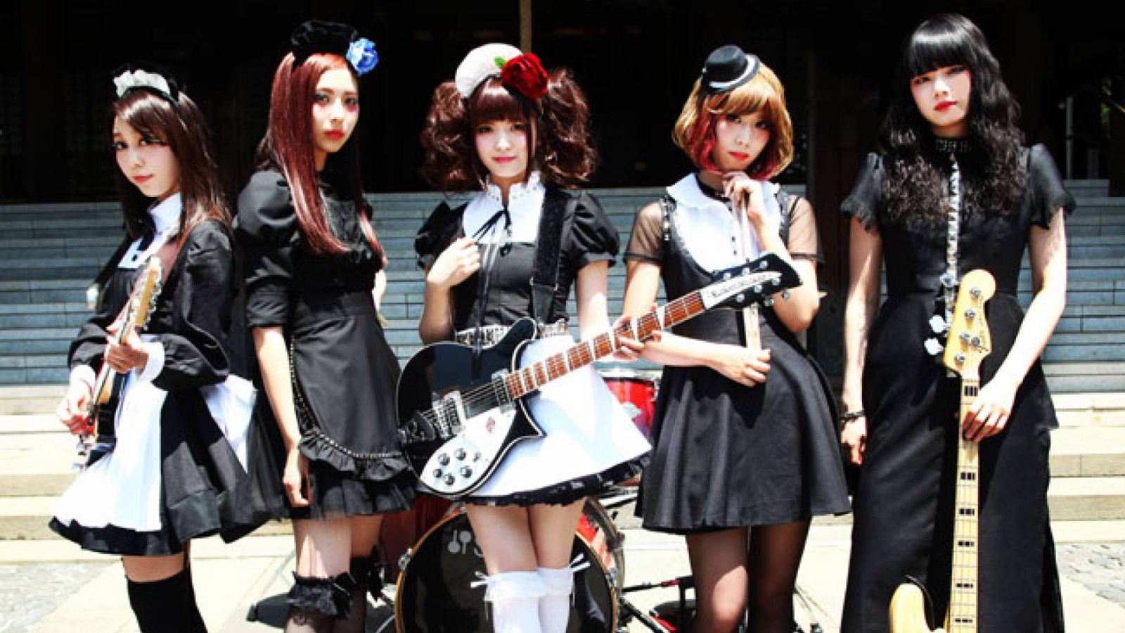 BAND-MAID® © PLATINUM PASSPORT. All rights reserved.