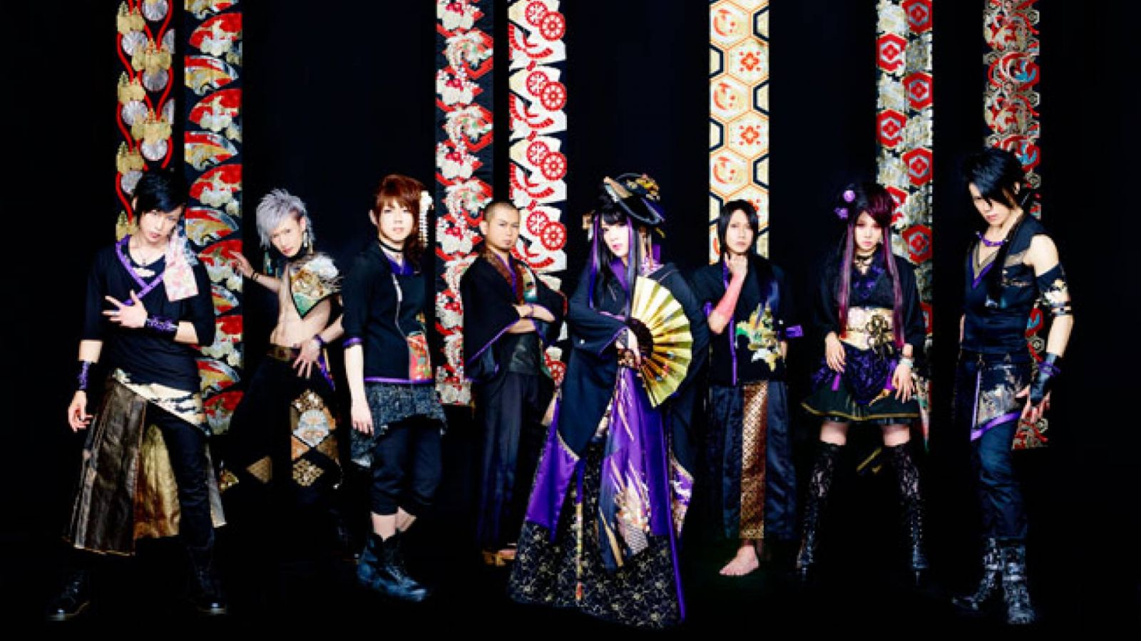 WagakkiBand to Perform at SXSW 2016 © 2015 Avex Music Creative Inc. Provided by Cool Japan Music, Inc.