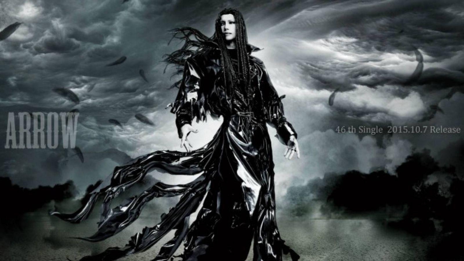 LAST MOON é o novo álbum de GACKT © G-PRO