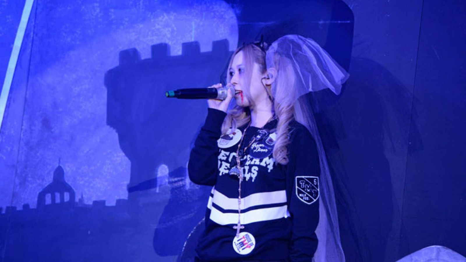 VAMPS Halloween Party 2015 -part 1- © Hideaki Imamoto, Toshikazu Oguruma & Kazuko Tanaka