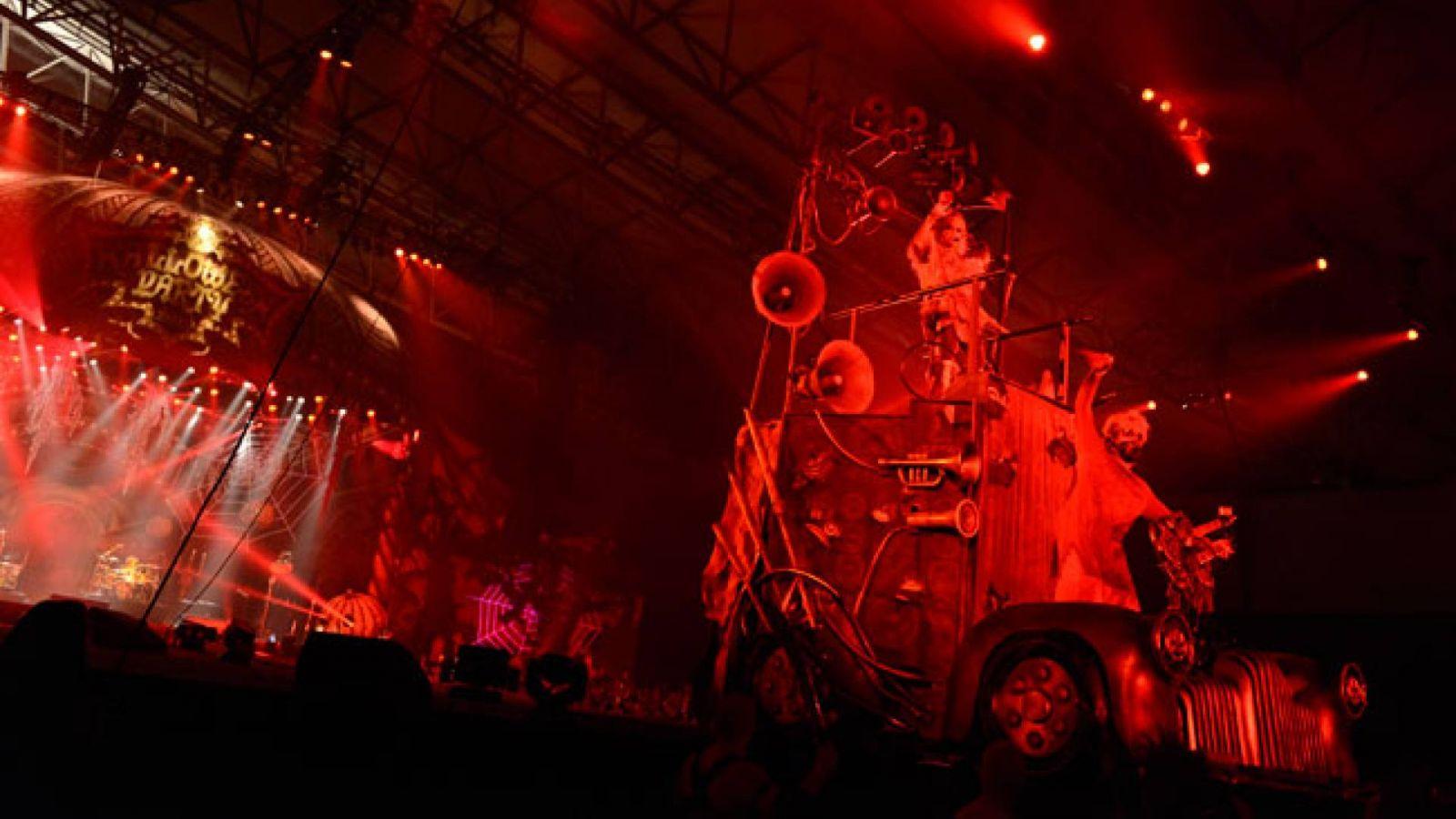VAMPS Halloween Party 2015 -parte 3- © Hideaki Imamoto, Toshikazu Oguruma & Kazuko Tanaka