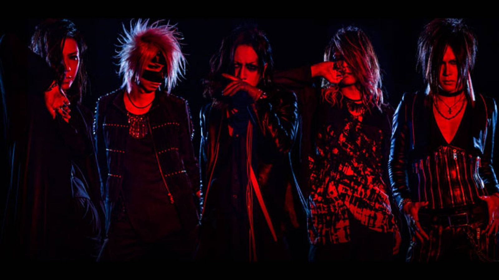 the GazettE anuncia turnê mundial © PS Company