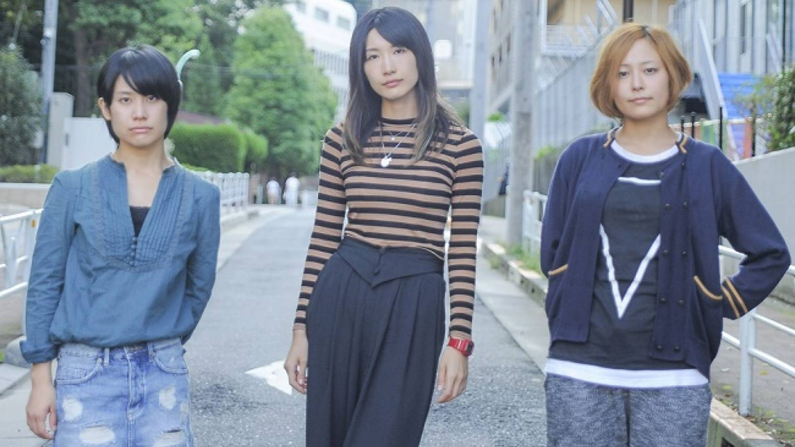 New Album from tricot © BAKURETSU RECORDS