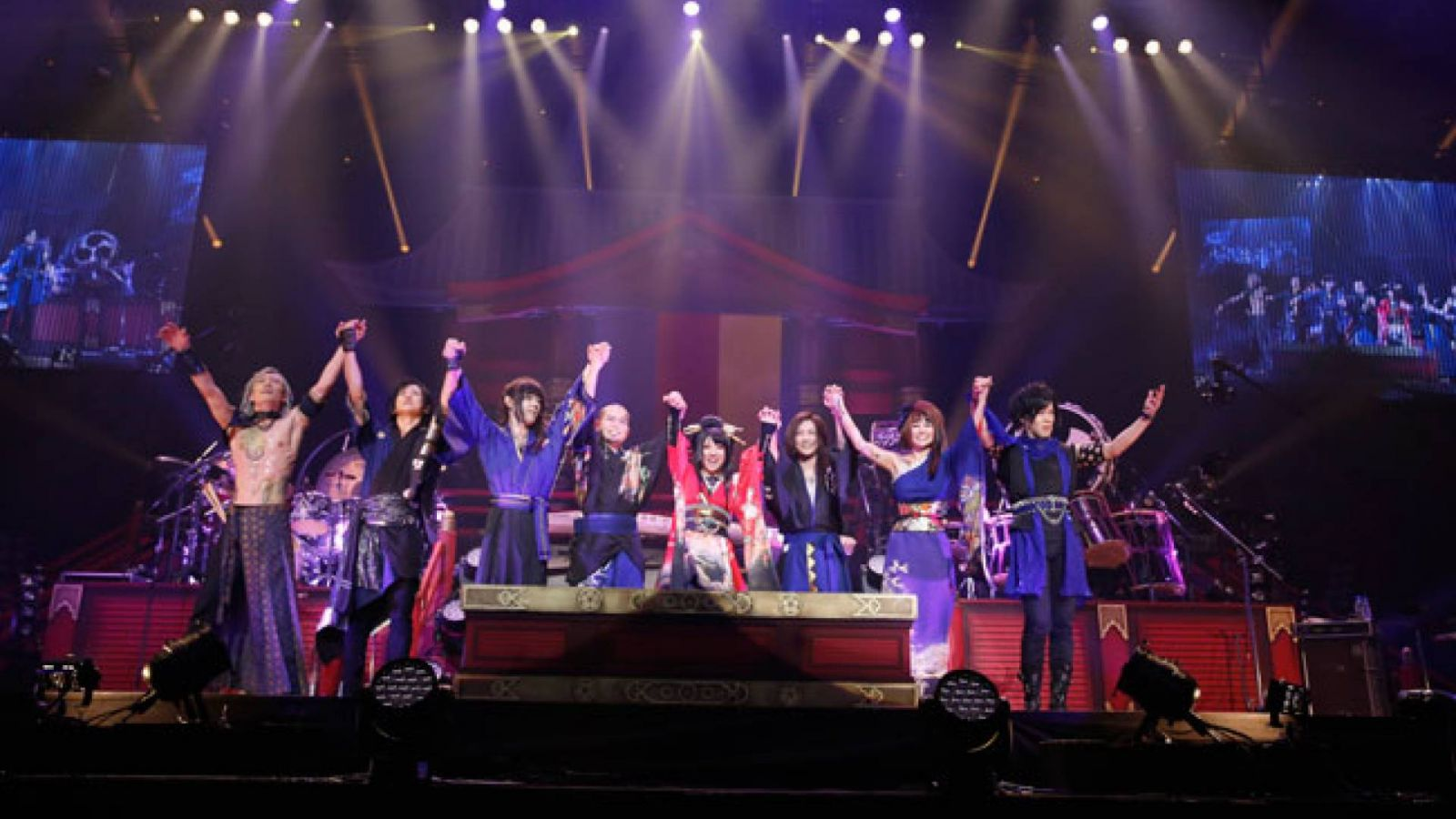 WagakkiBand no Nippon Budokan © 2016 avex music creative. All rights reserved.