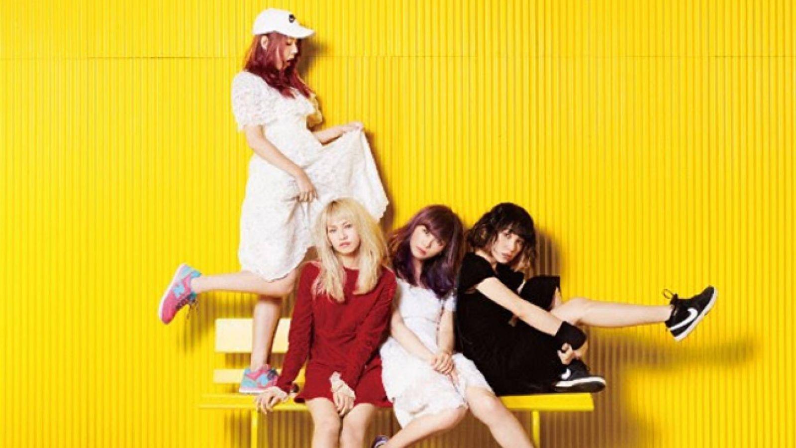 Gewinnt Tickets für SCANDAL © Epic Records Japan