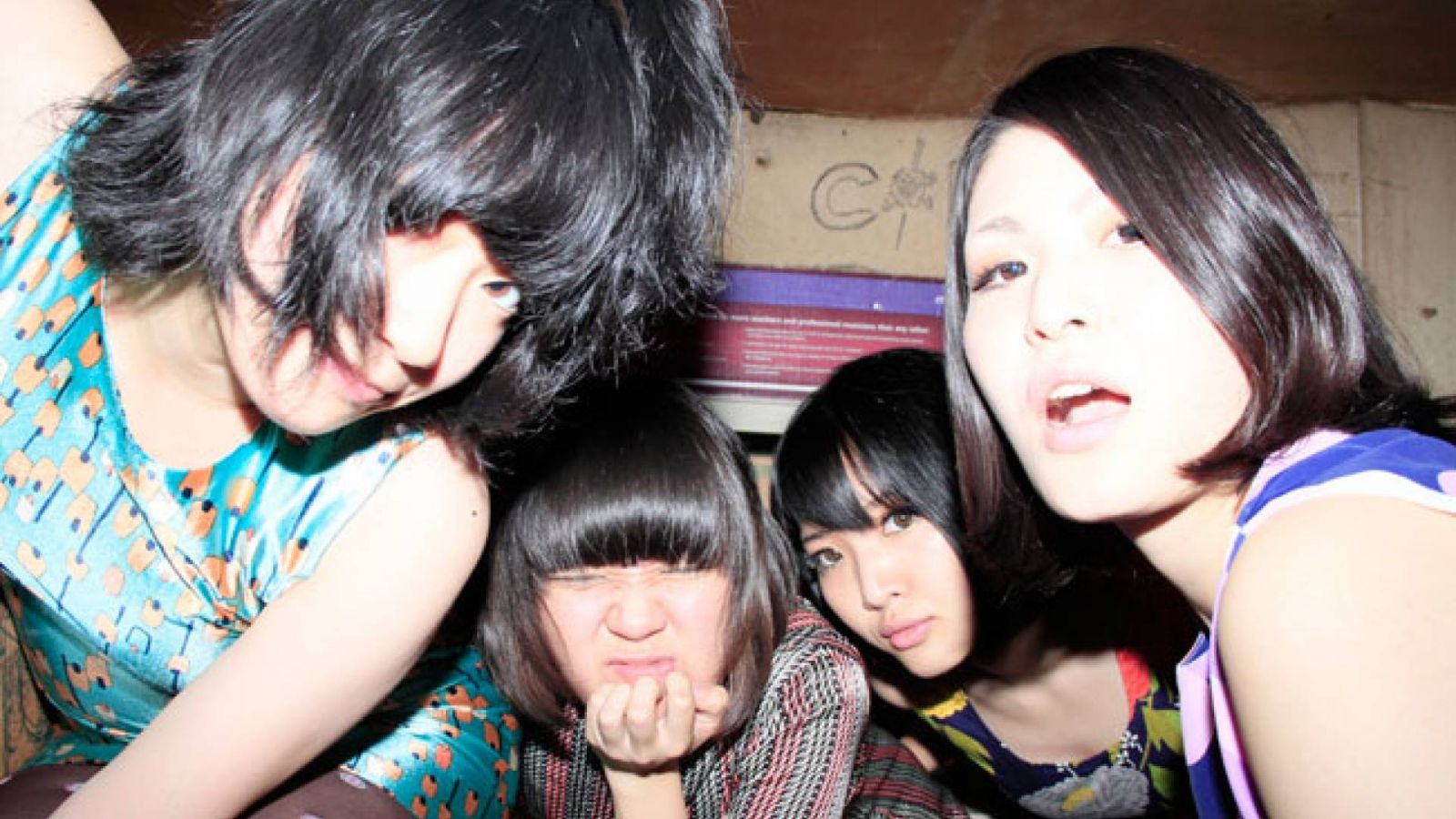 Otoboke Beaver to Release Album Worldwide and Tour the UK © Otoboke Beaver. Provided by Damnably.