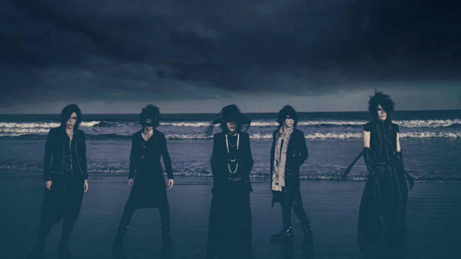Interview mit the GazettE © 2016 PS COMPANY. Provided by JPU Records.