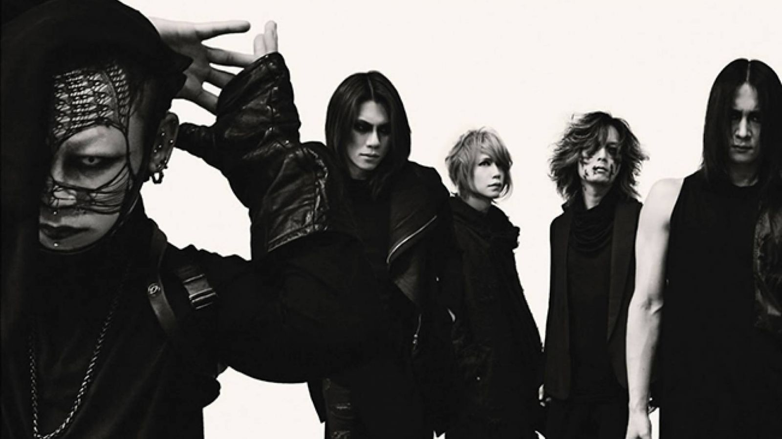 DIR EN GREY © DIR EN GREY. All Rights Reserved.