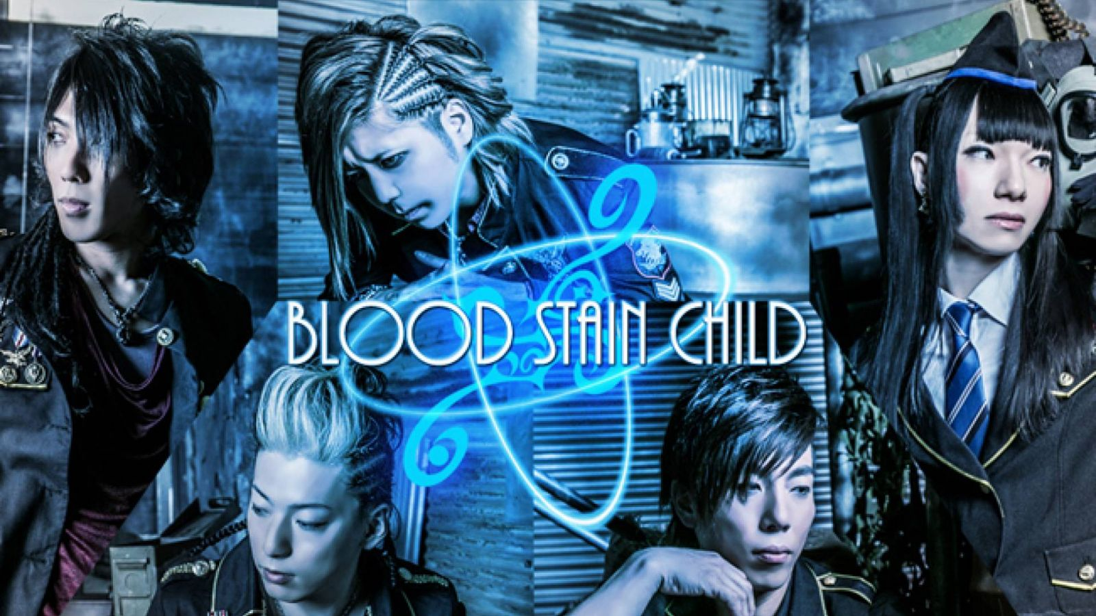 Подробности цифровых синглов BLOOD STAIN CHILD © BLOOD STAIN CHILD. All rights reserved.