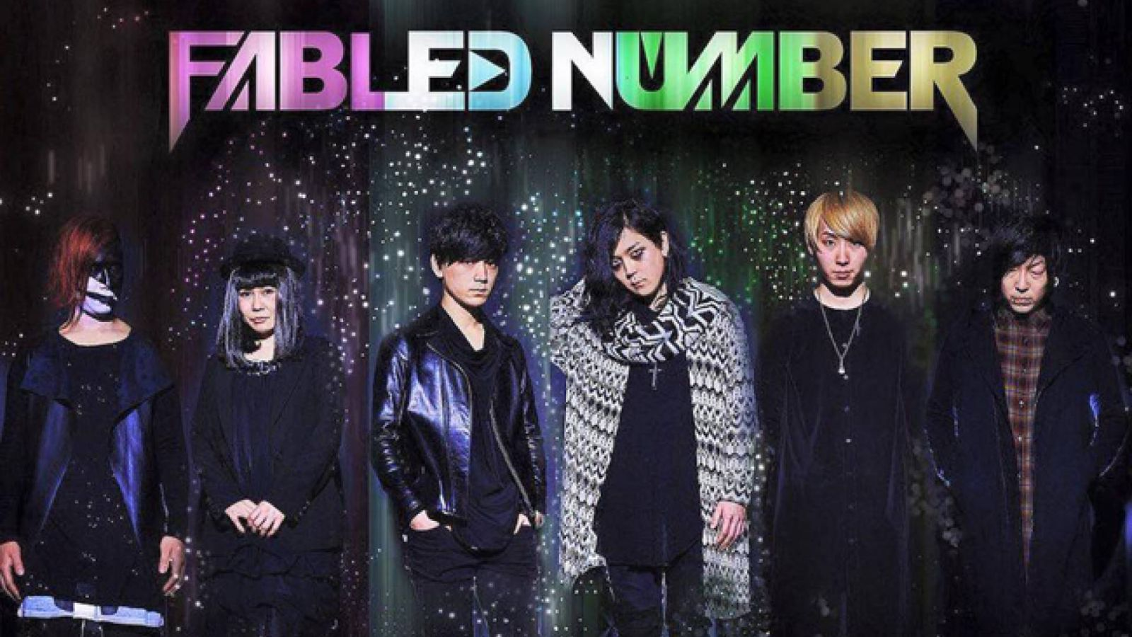 FABLED NUMBER's New Mini-Album © FABLED NUMBER. All rights reserved.