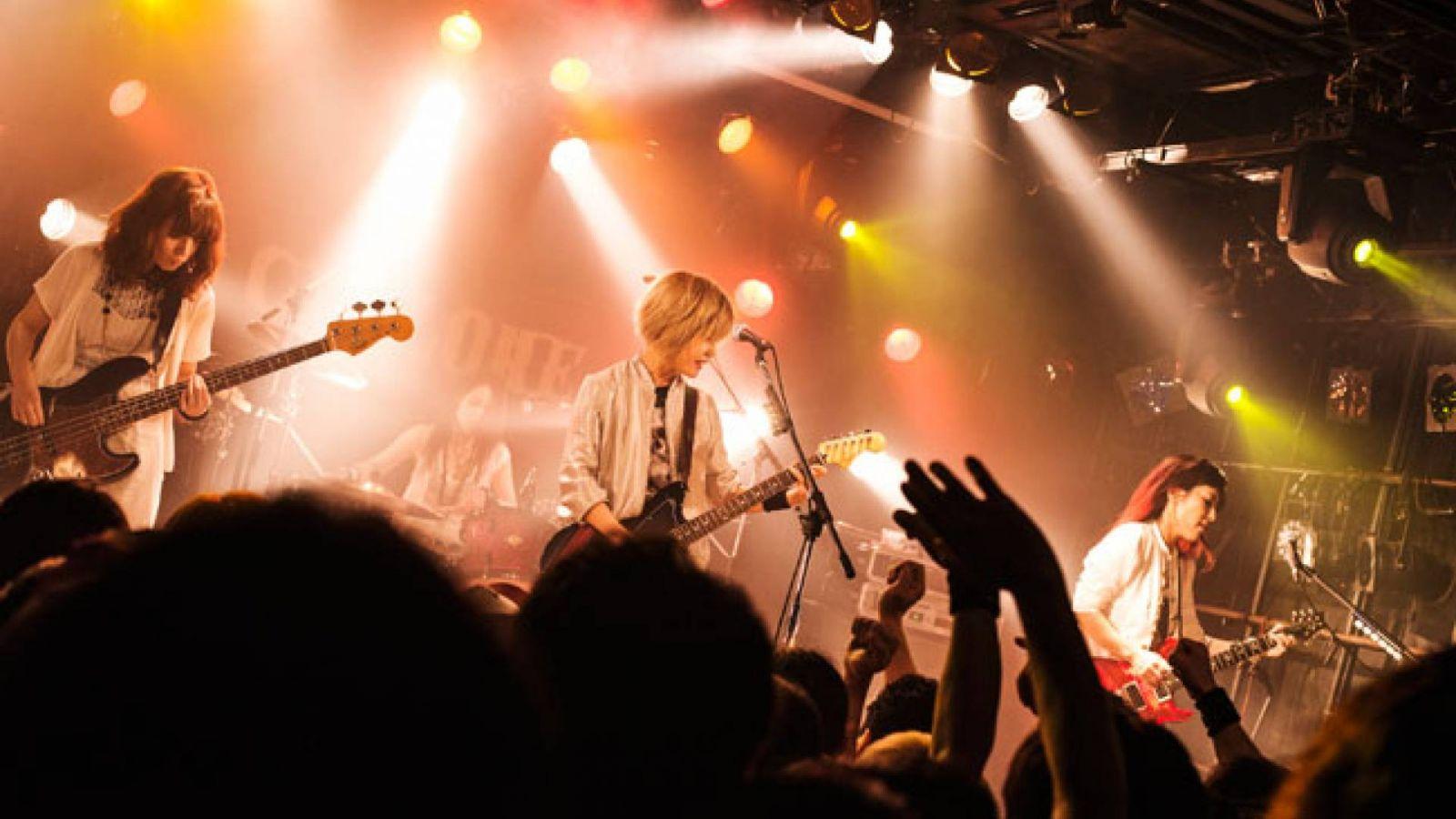 GANGLION LAST LIVE ~3937~ at Shibuya CYCLONE © Kenta Seto / BAJ inc.