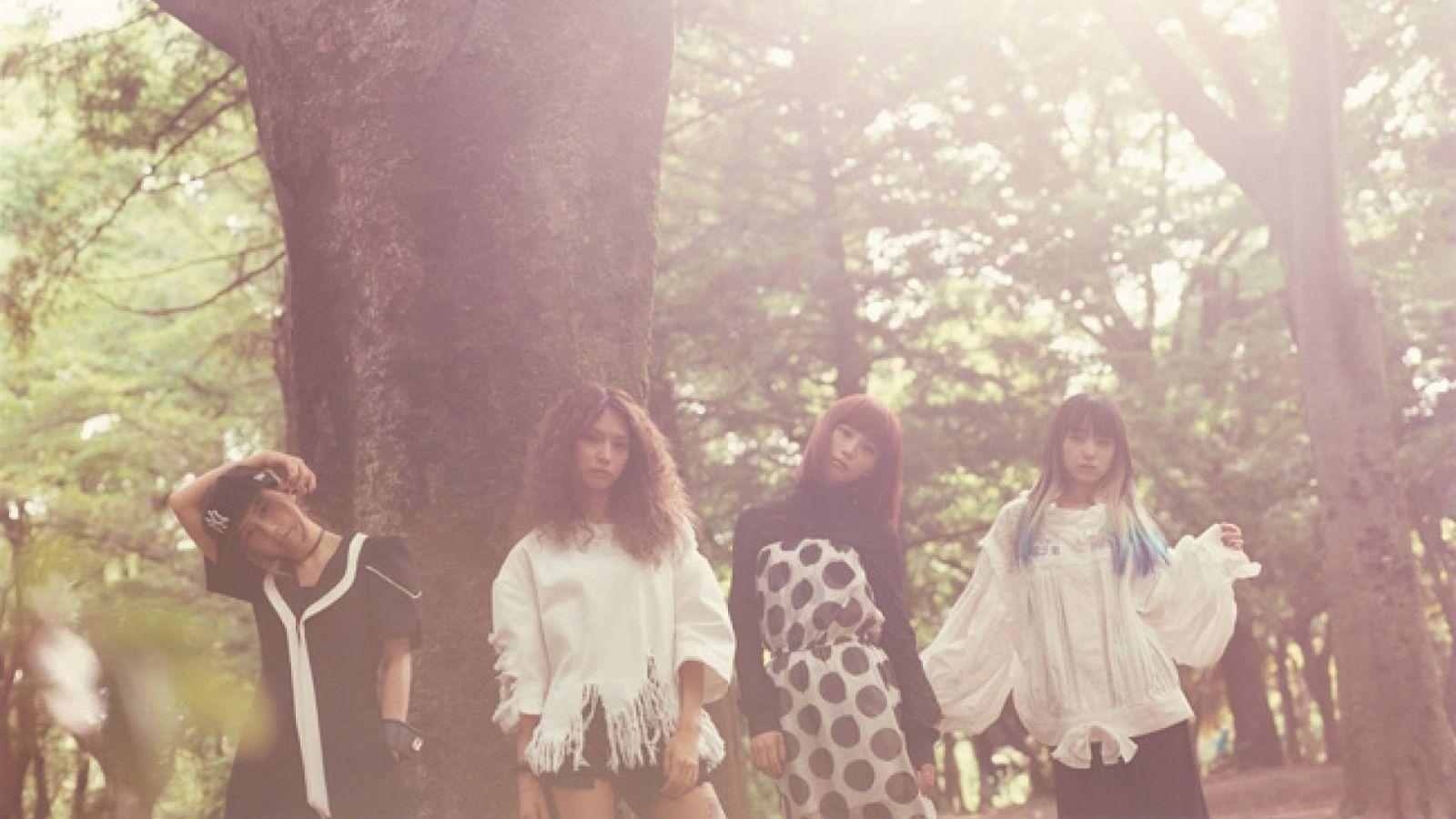 SCANDAL © Epic Records Japan