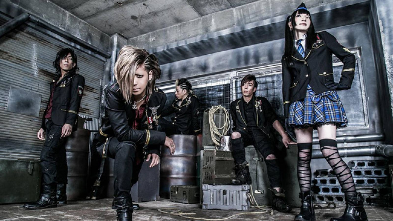 Новости от BLOOD STAIN CHILD © BLOOD STAIN CHILD. All rights reserved.