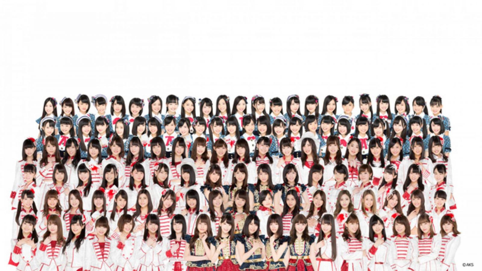New Maxi-Single from AKB48 © AKS