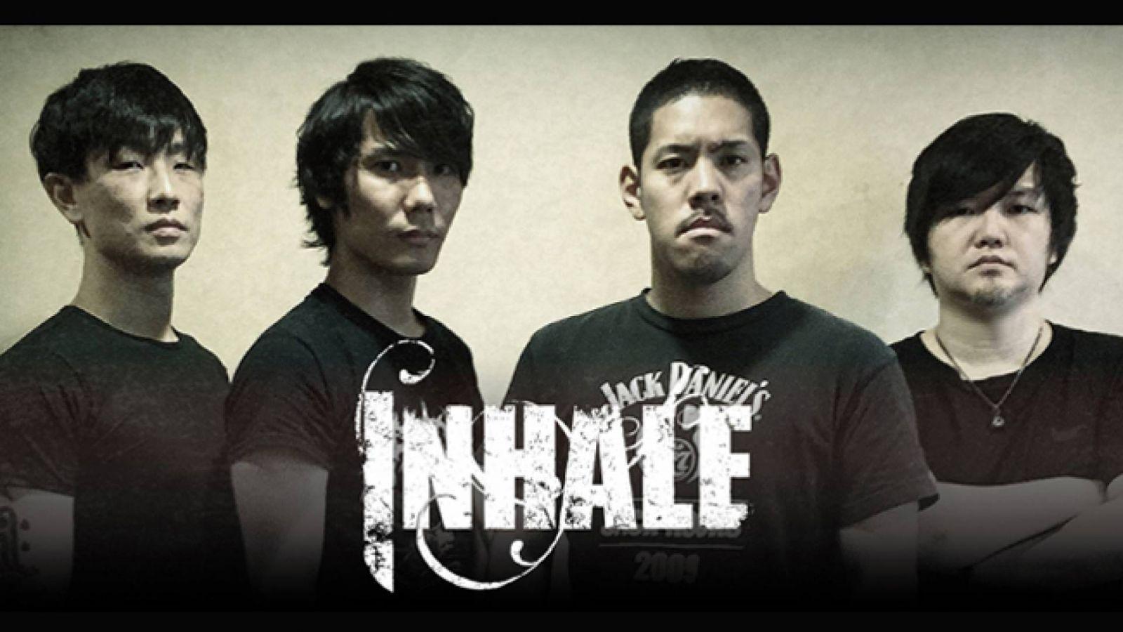 Vocalista deja INHALE © INHALE. All rights reserved.