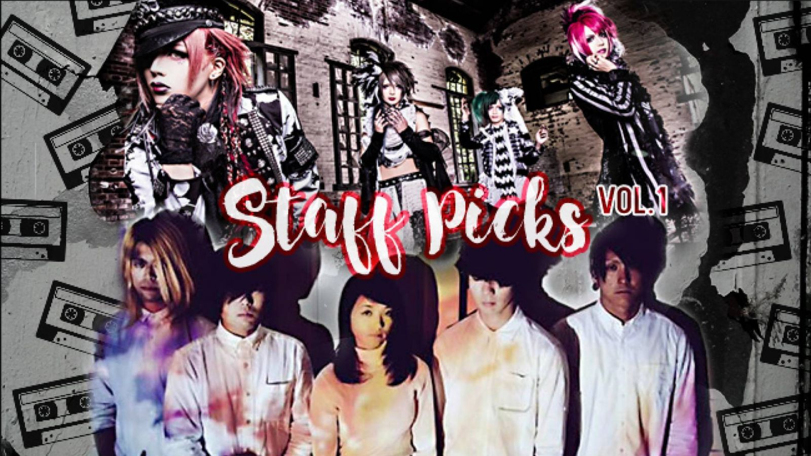 Staff Picks Vol. 1 © JaME - Rides in ReVellion - 「Story of Hope」