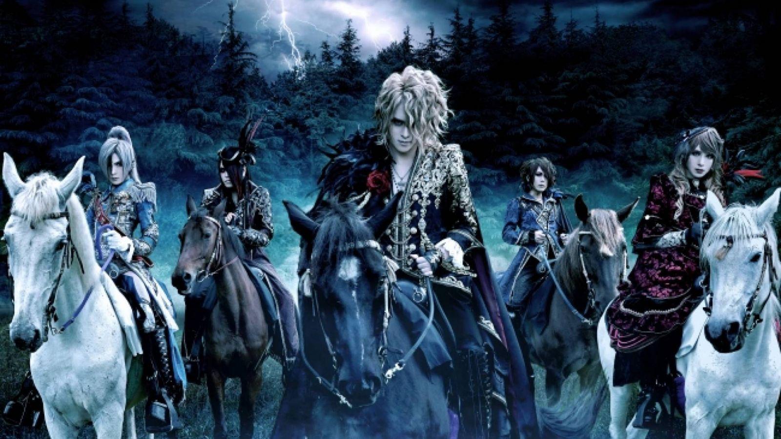 Versailles lançará álbum exclusivo © Versailles. All rights reserved.