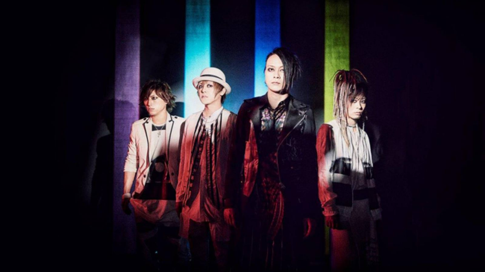 New Album from MUCC © MAVERICK D.C. All rights reserved.